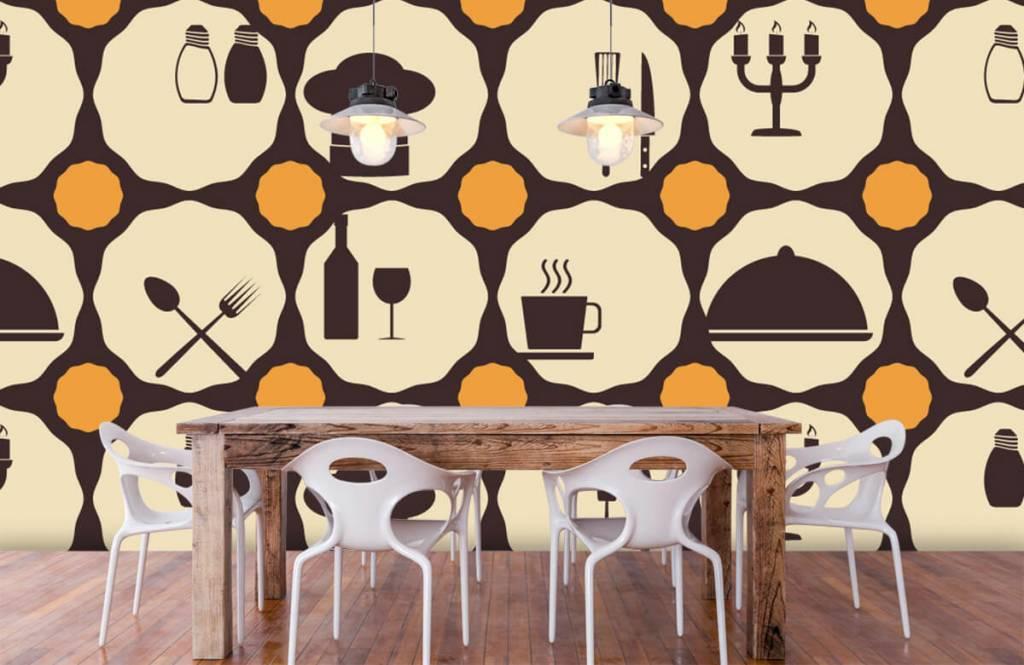 Autre - Symboles des restaurants - Cuisine 5
