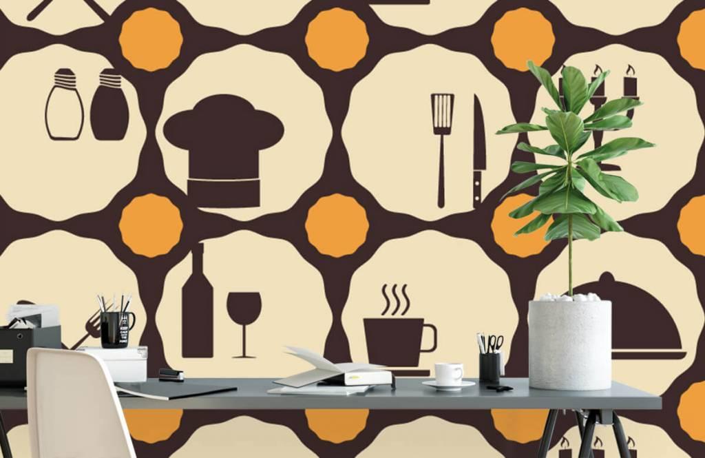 Autre - Symboles des restaurants - Cuisine 9