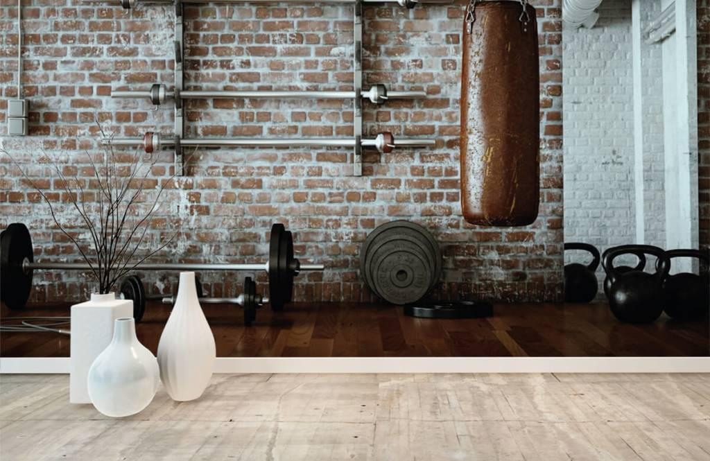 Fitness - Articles de gym vintage - Salle de Loisirs 8