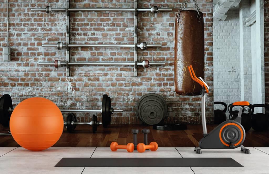 Fitness - Articles de gym vintage - Salle de Loisirs 9
