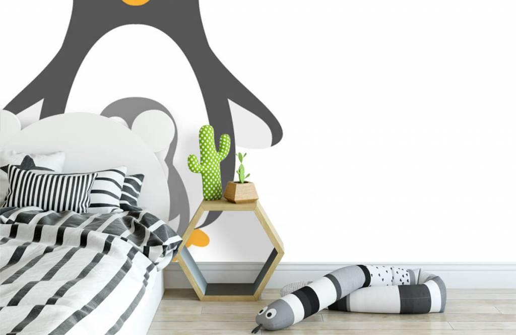 Autre - Pingouins joyeux - Chambre d'enfants 3