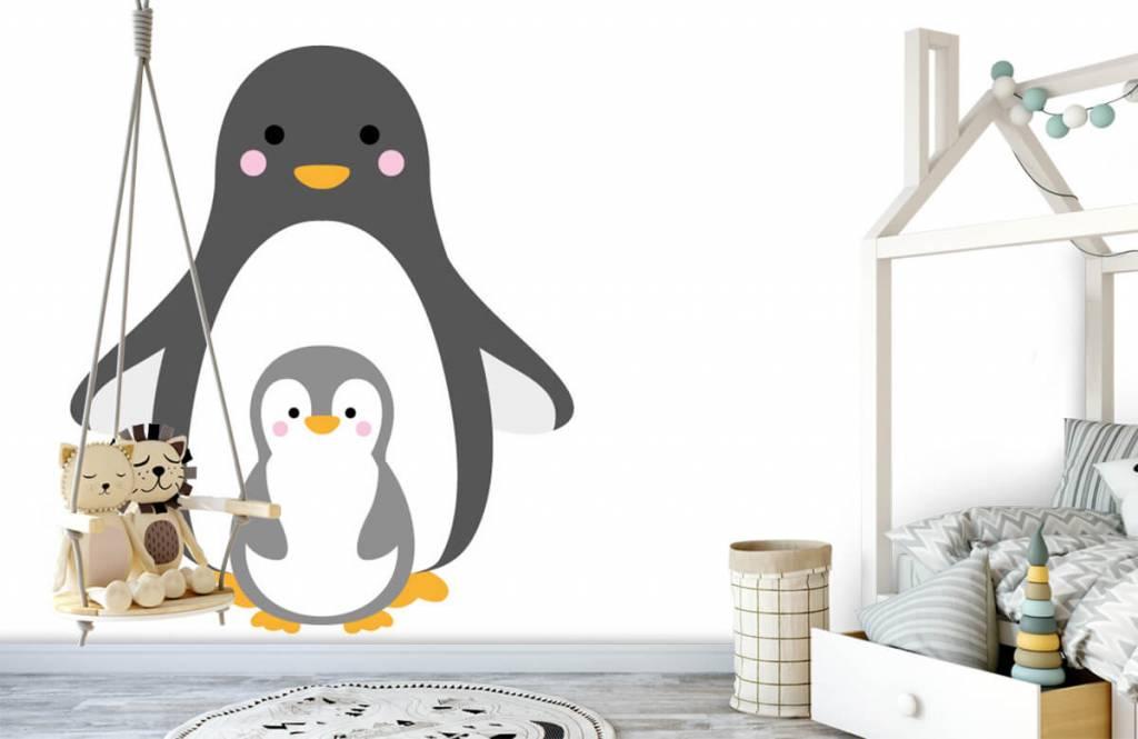 Autre - Pingouins joyeux - Chambre d'enfants 4