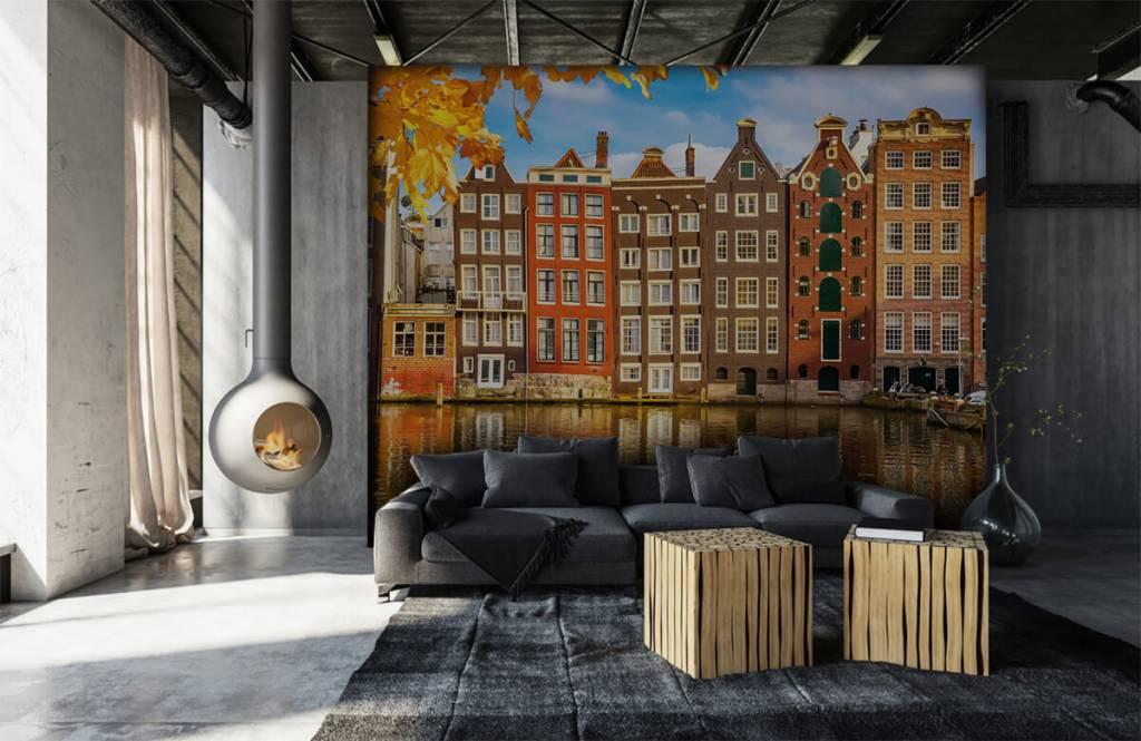 Papier peint Villes - Amsterdam - Chambre à coucher 6