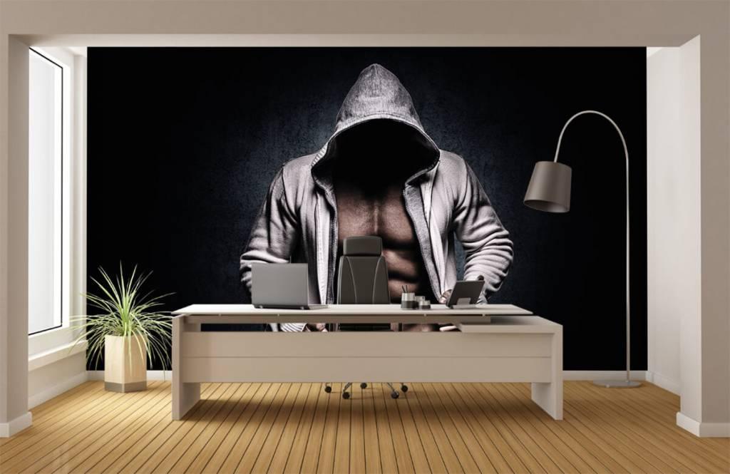 Fitness - Homme musclé - Salle de Loisirs 5