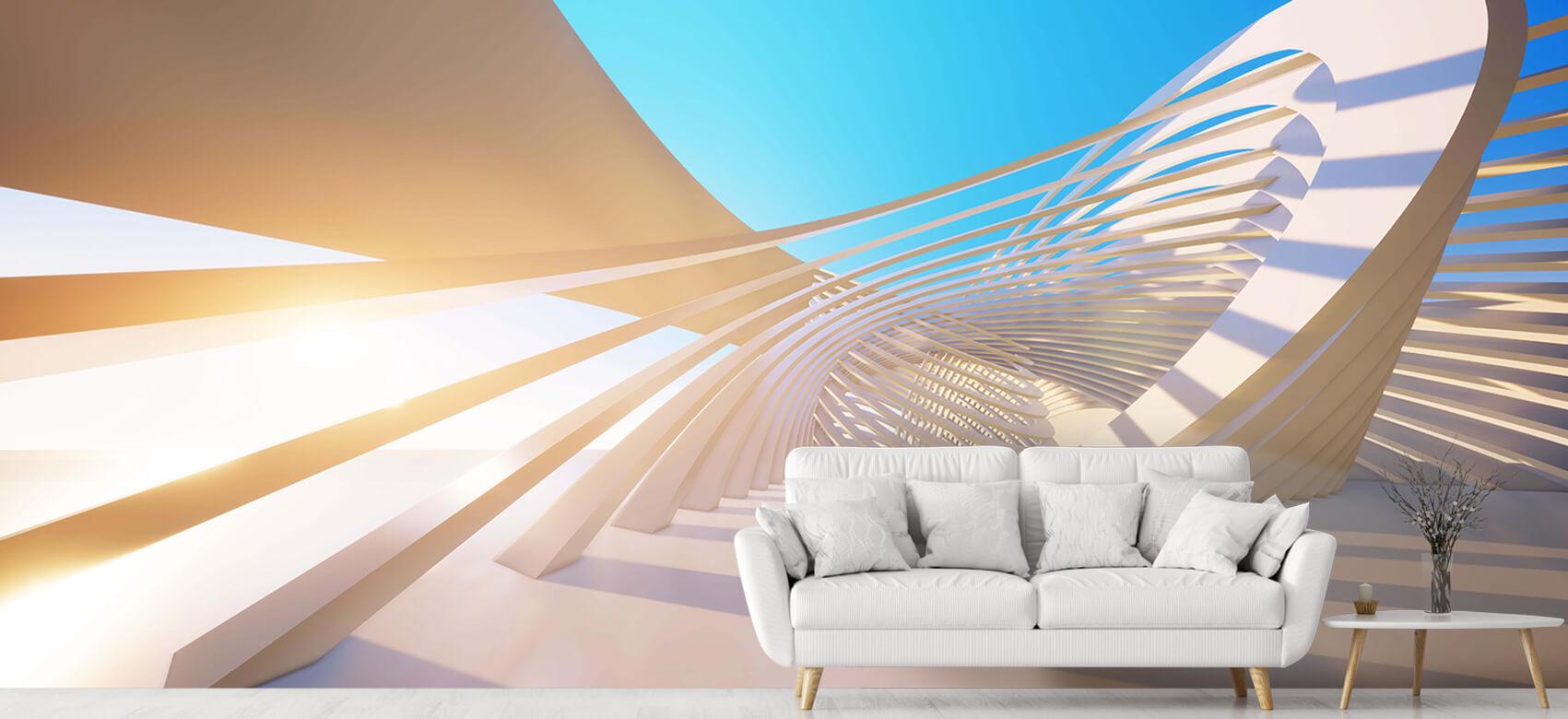 3D Anneaux abstraits 6