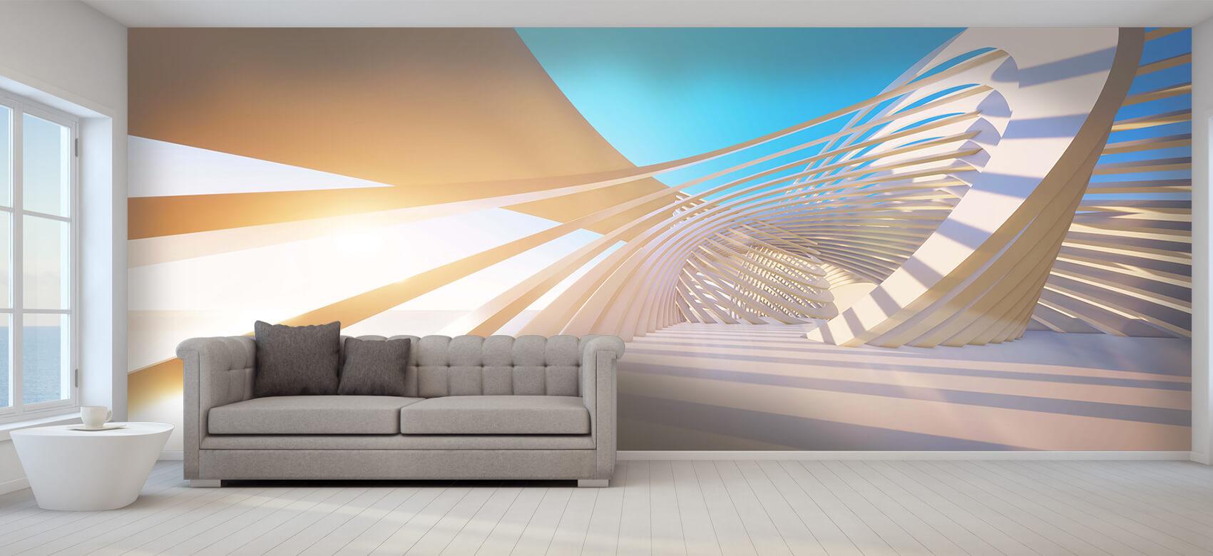 3D Anneaux abstraits 8