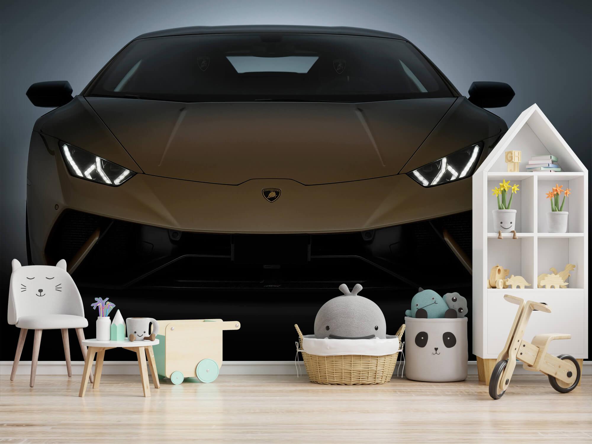 Wallpaper Lamborghini Huracán - Face avant 3