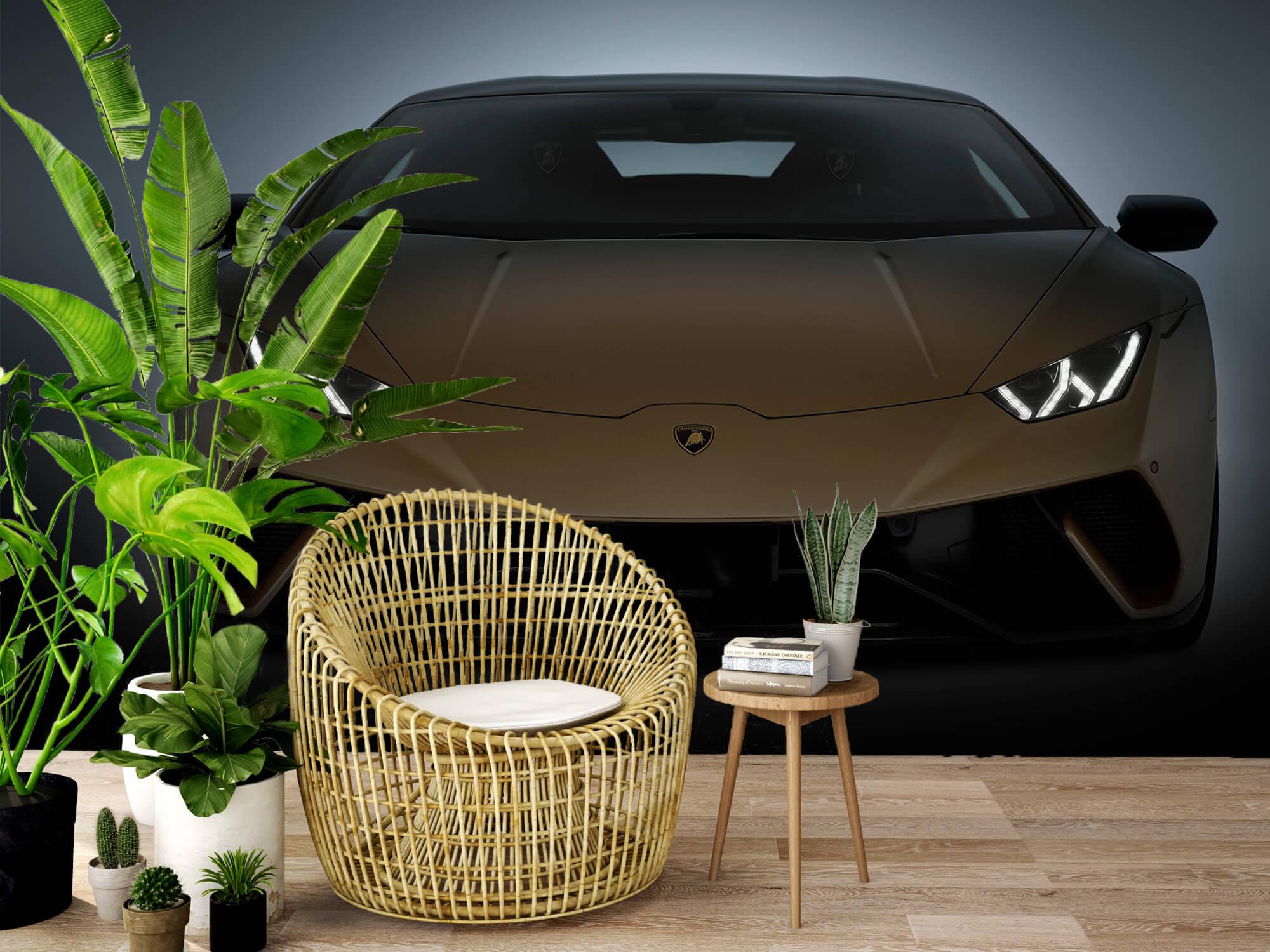 Wallpaper Lamborghini Huracán - Face avant 9