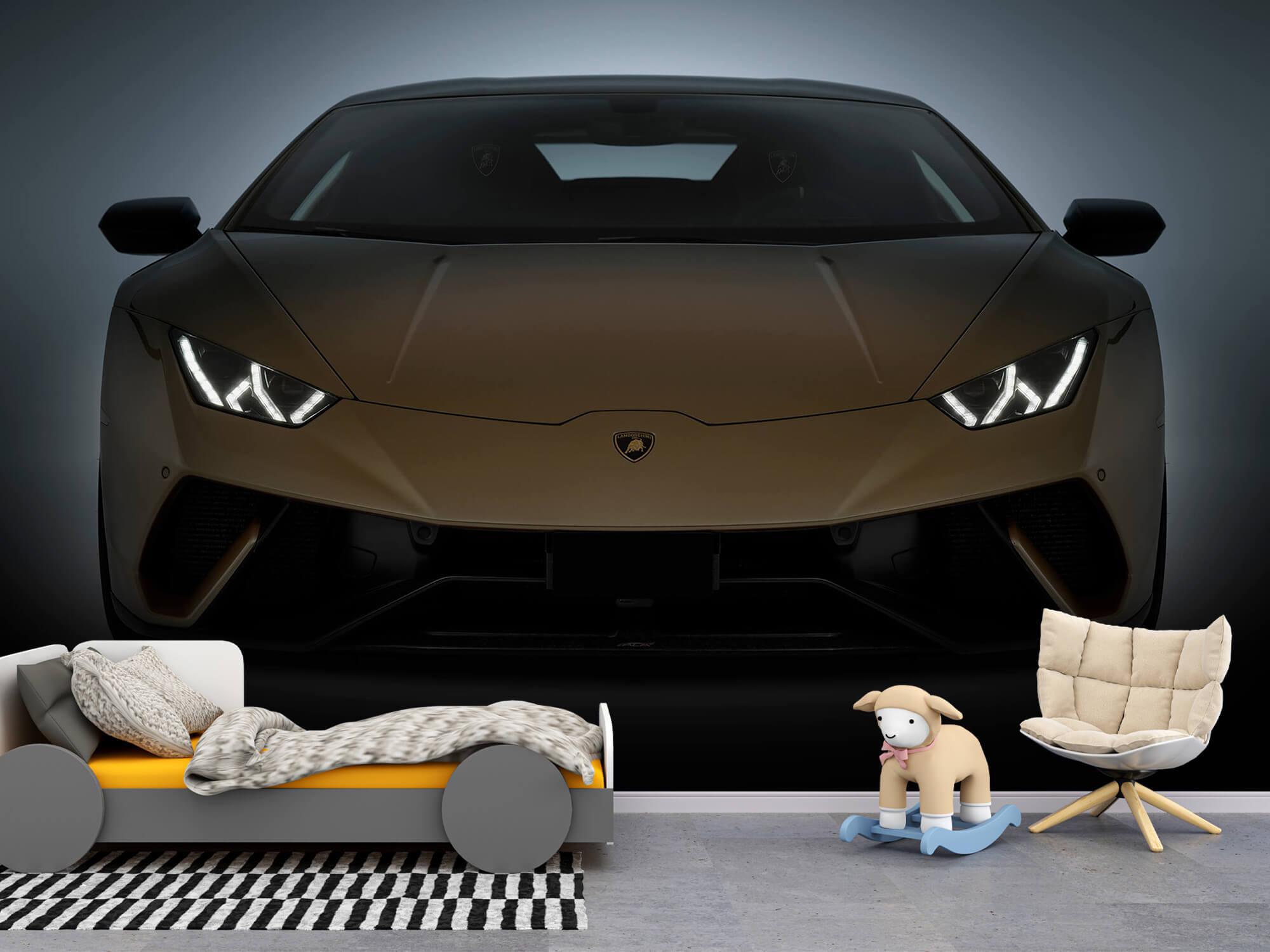 Wallpaper Lamborghini Huracán - Face avant 10