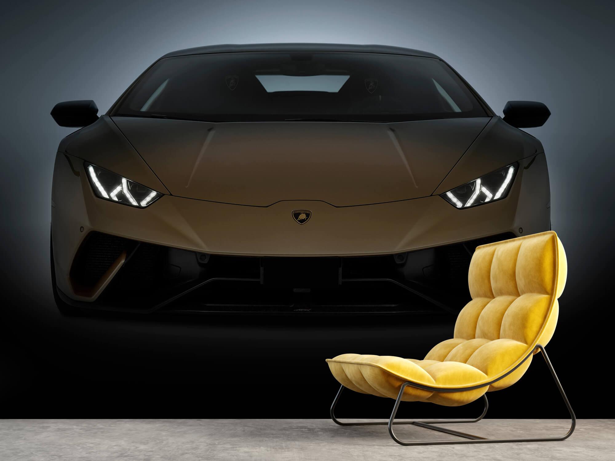 Wallpaper Lamborghini Huracán - Face avant 6