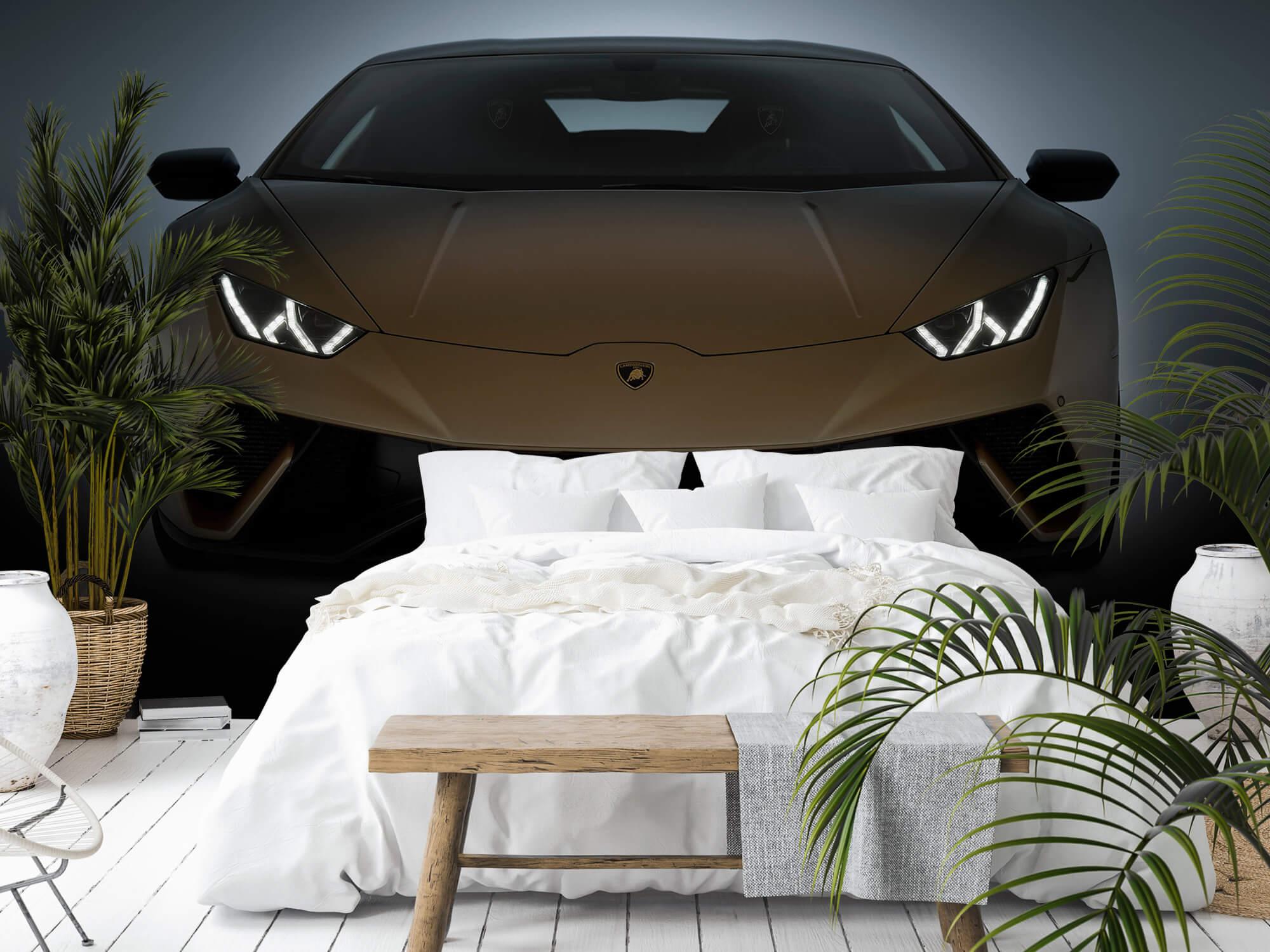 Wallpaper Lamborghini Huracán - Face avant 5