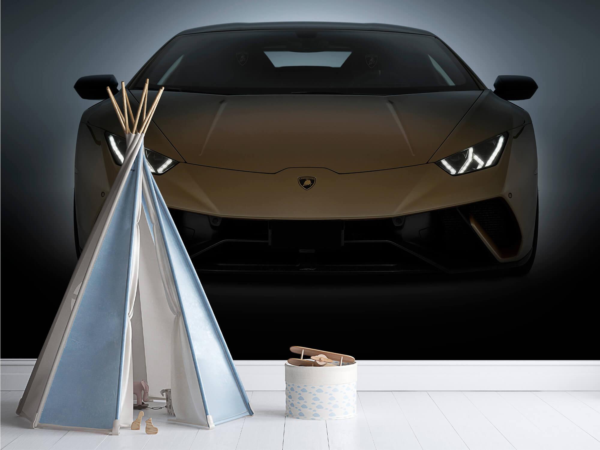Wallpaper Lamborghini Huracán - Face avant 11