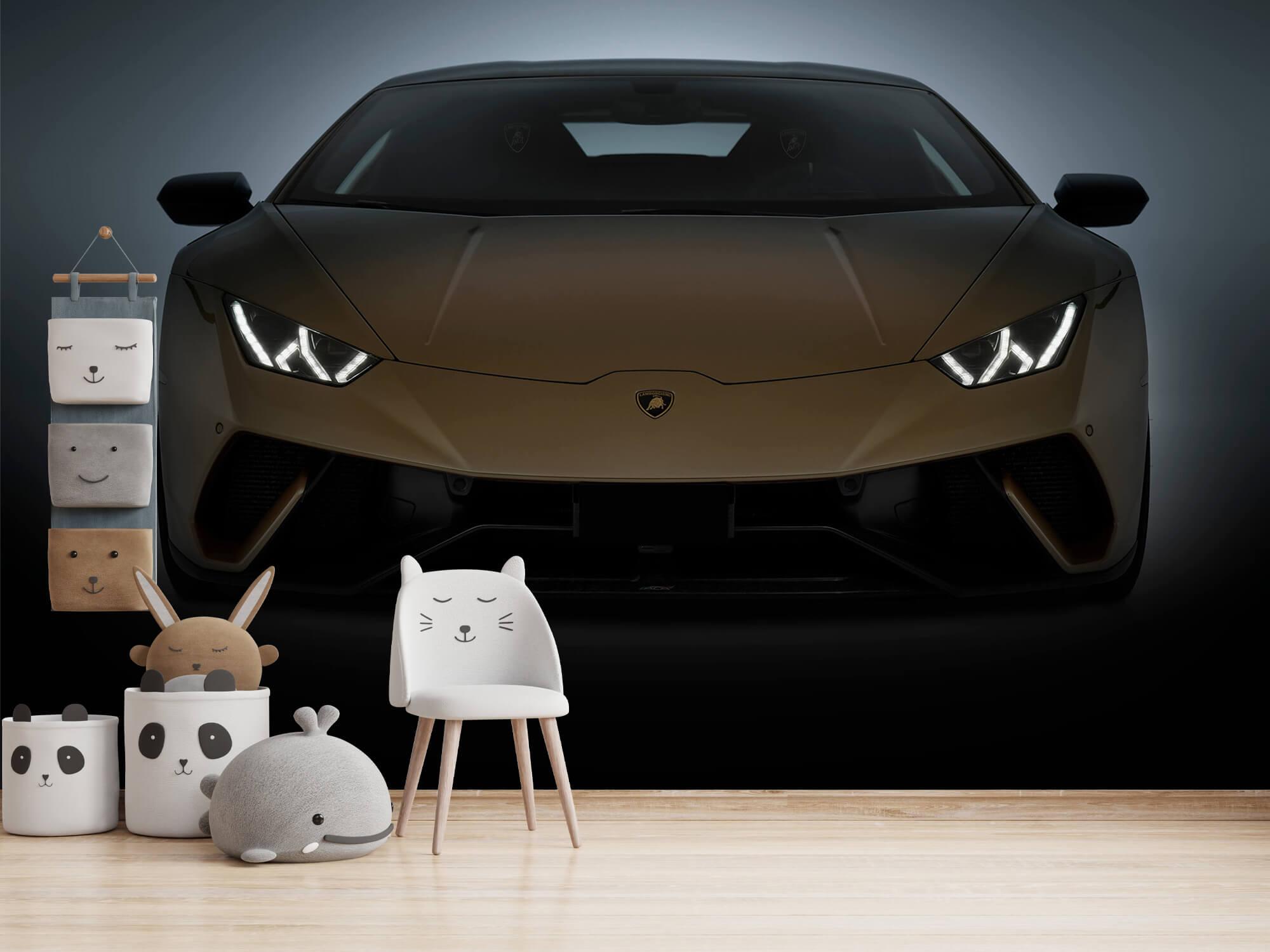 Wallpaper Lamborghini Huracán - Face avant 13
