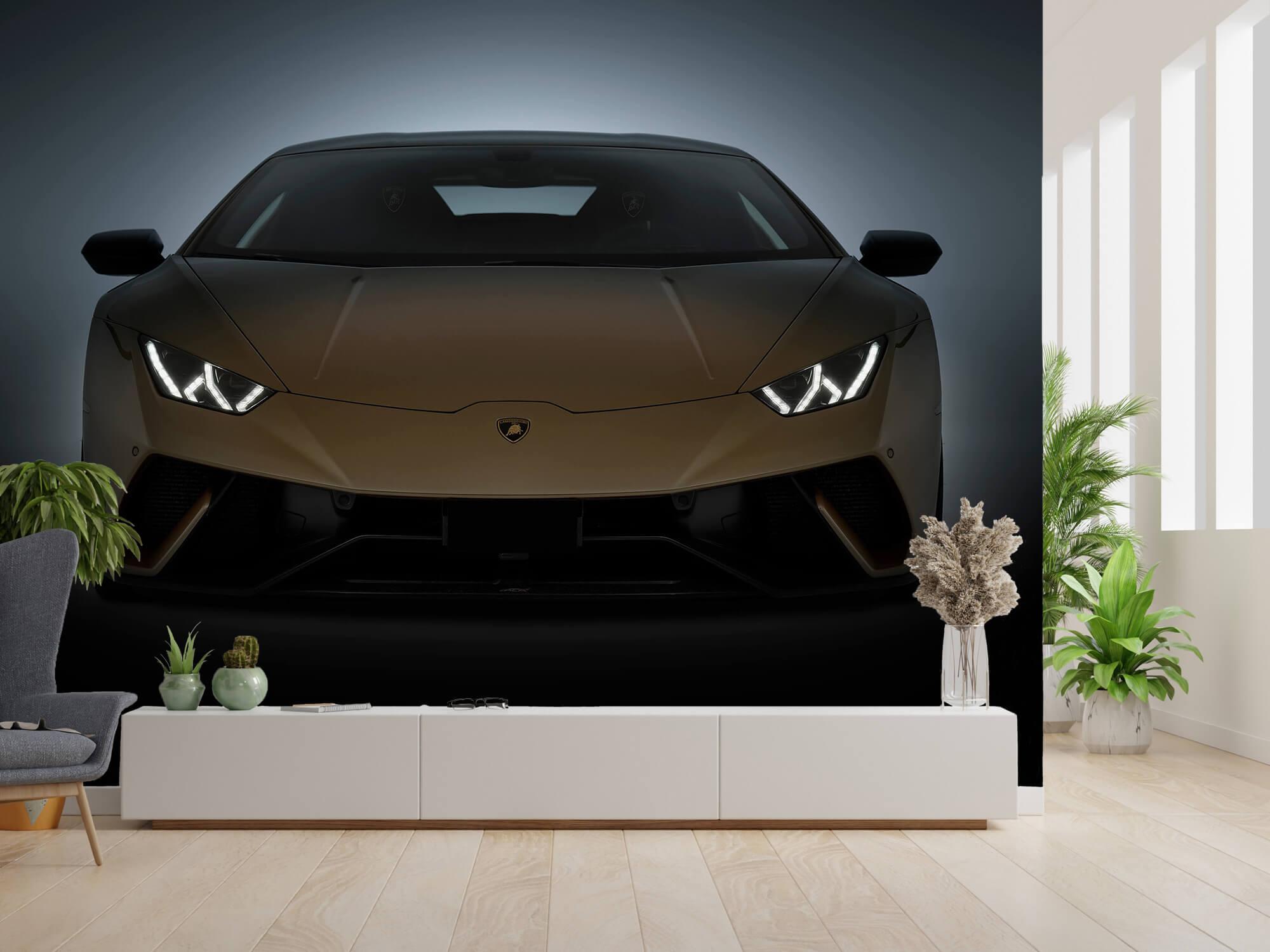 Wallpaper Lamborghini Huracán - Face avant 1