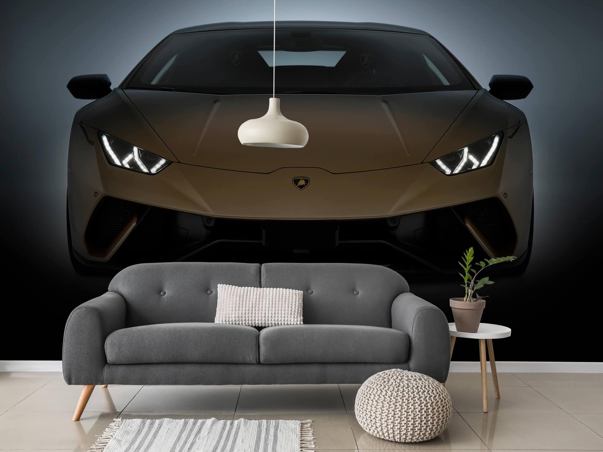 Wallpaper Lamborghini Huracán - Face avant 14