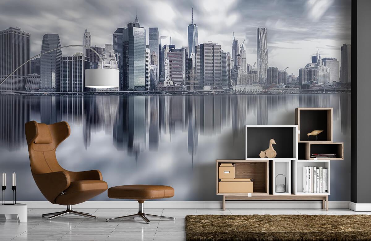 Manhattan Reflection 7