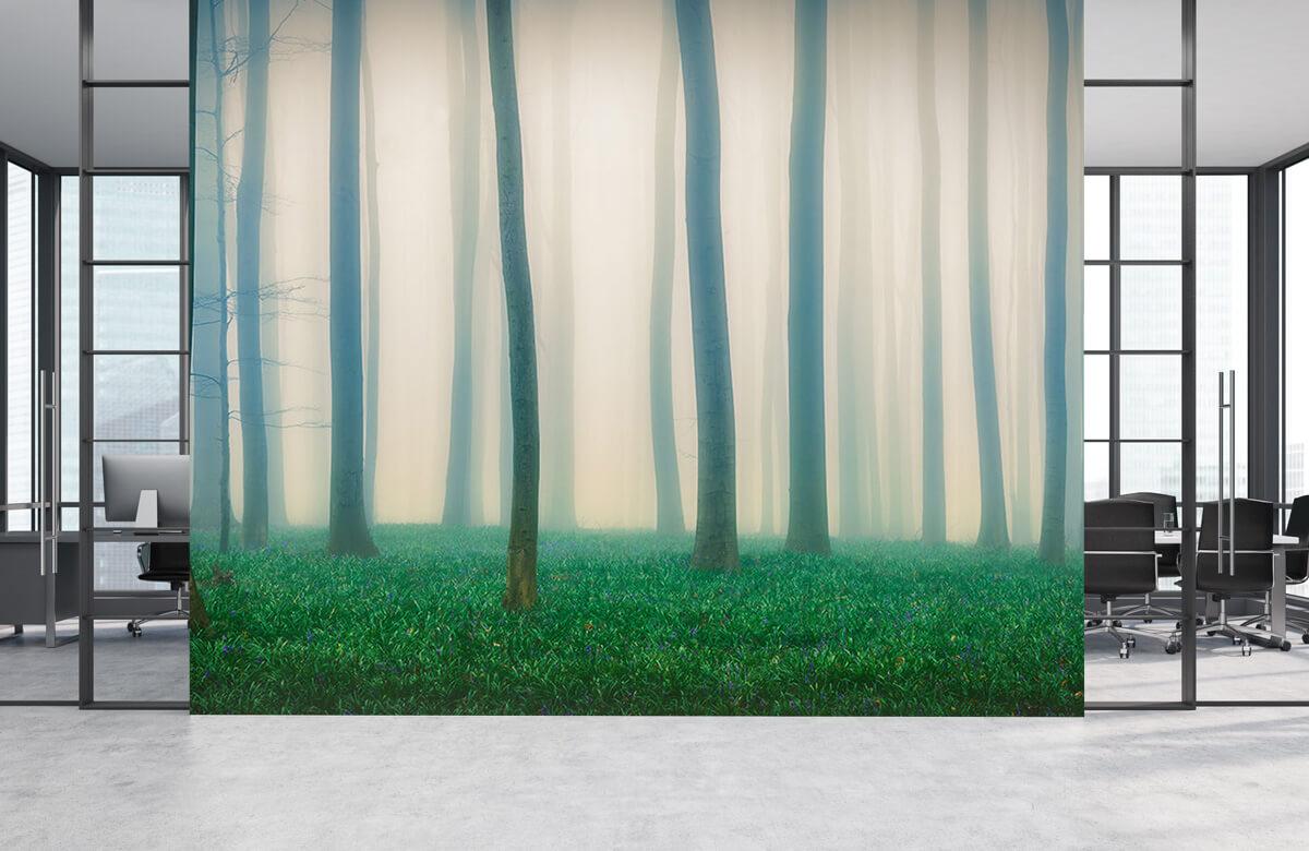 Landscape Daydreaming of Bluebells 7