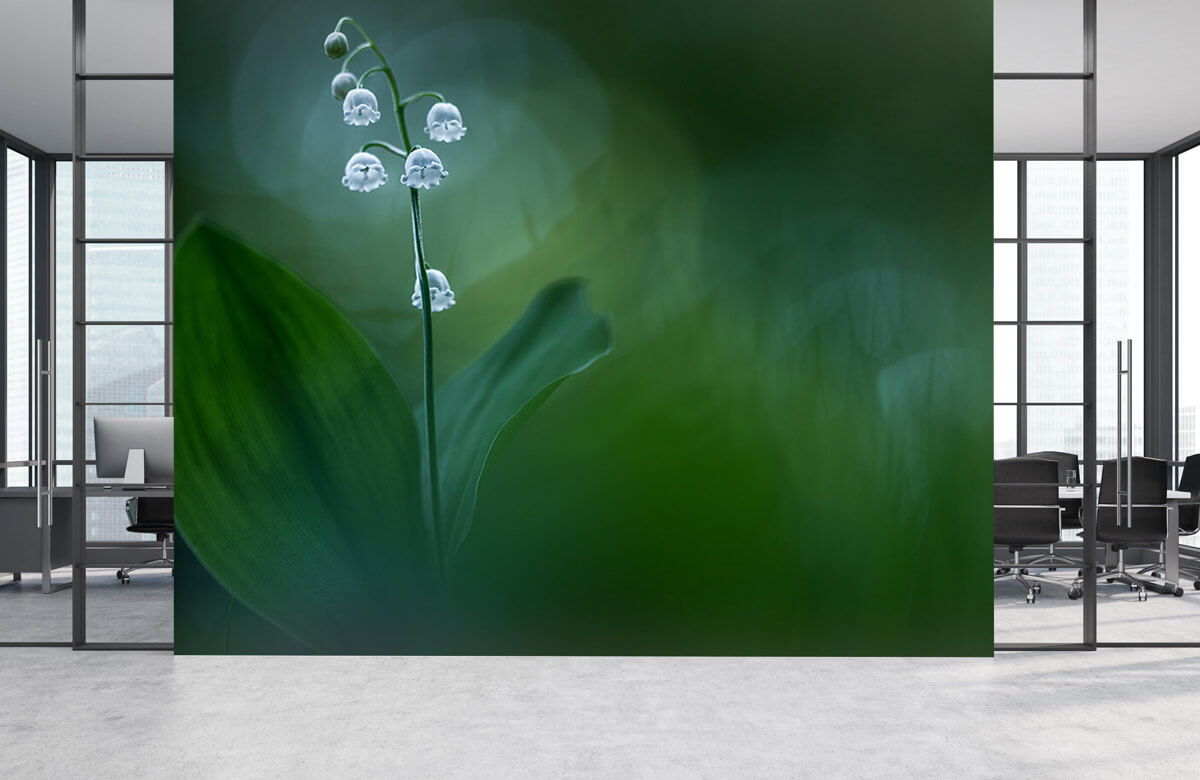 Macro Lilly of the Valley 6