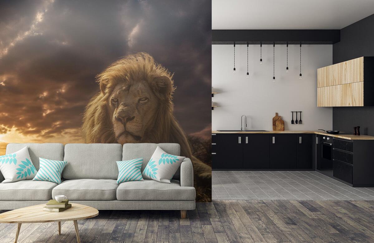 Animals Adventures on Savannah - The Lion King 9