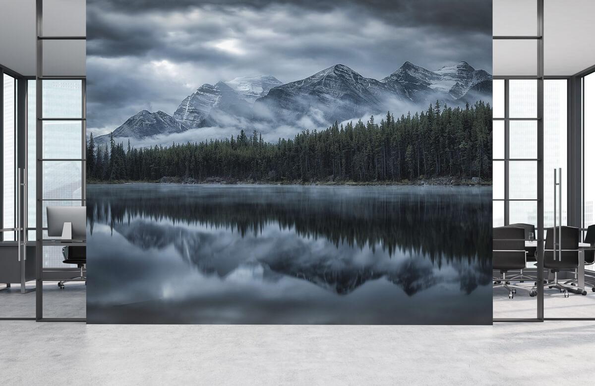 Landscape Cold Mountains 5