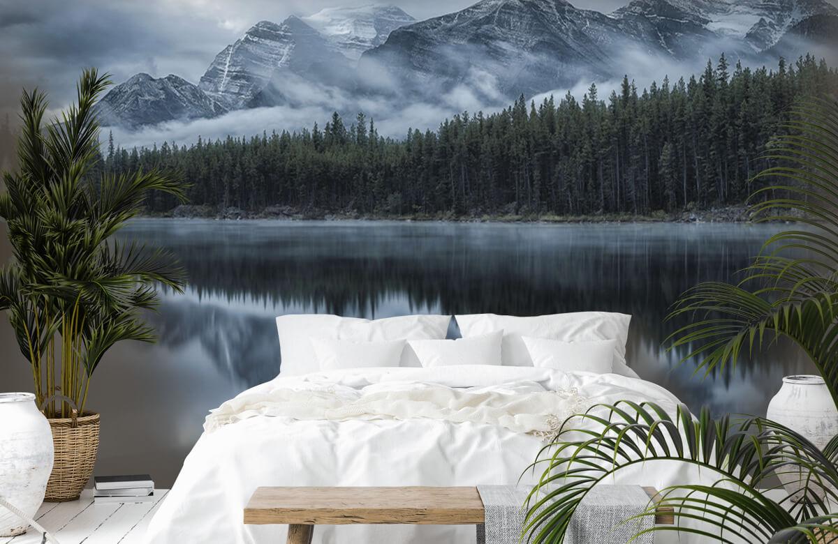 Landscape Cold Mountains 9