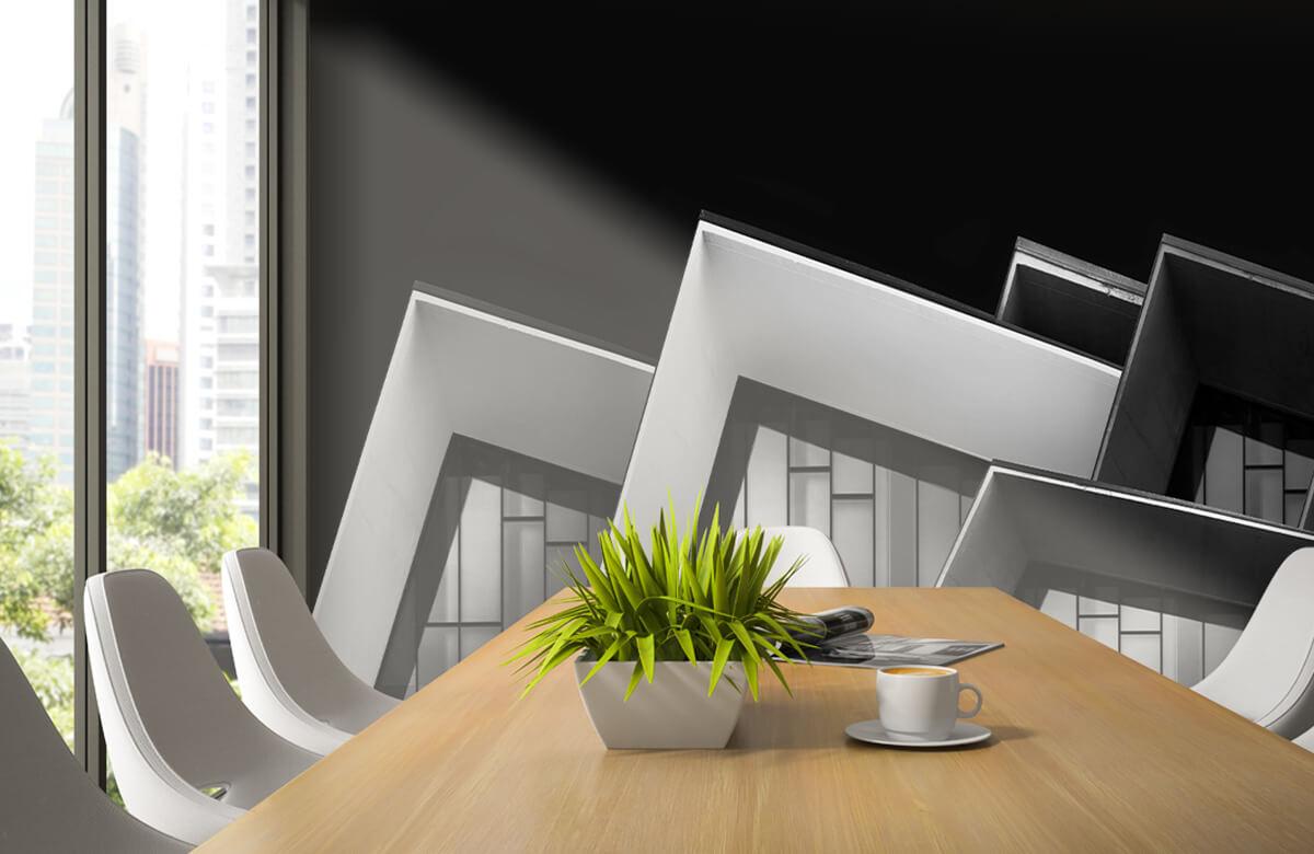 Architecture Zigzag Roof 5