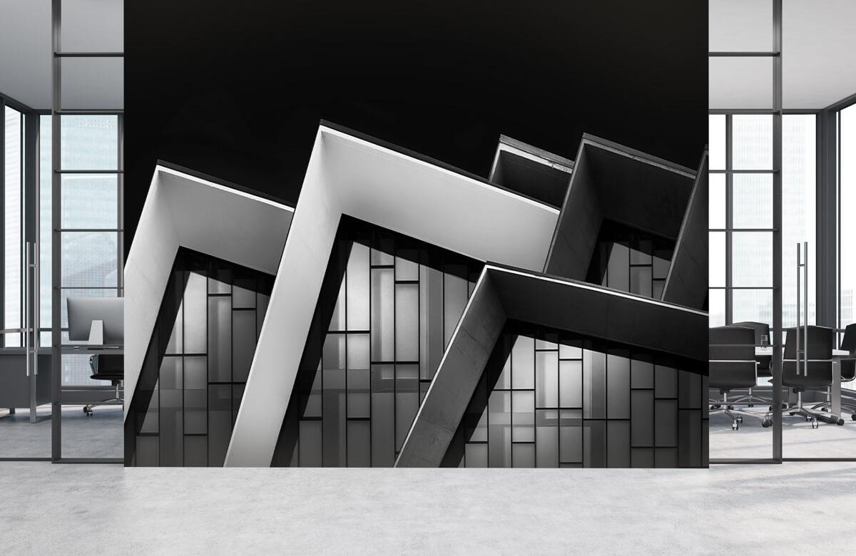Architecture Zigzag Roof 6