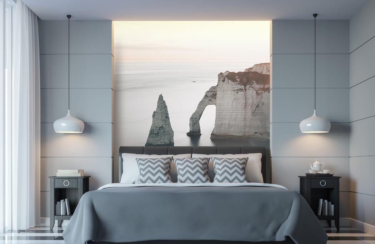 Wallpaper Soleil matinal sur la côte 10