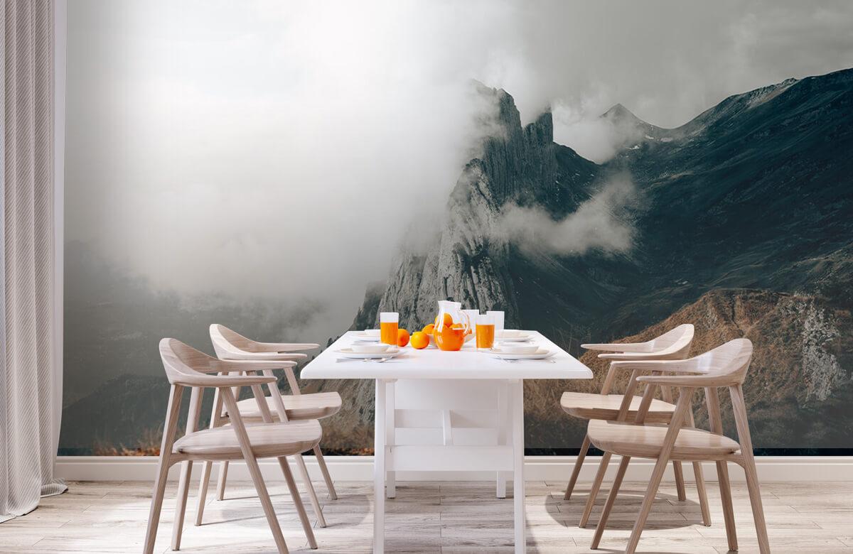 Wallpaper Alpes suisses 2