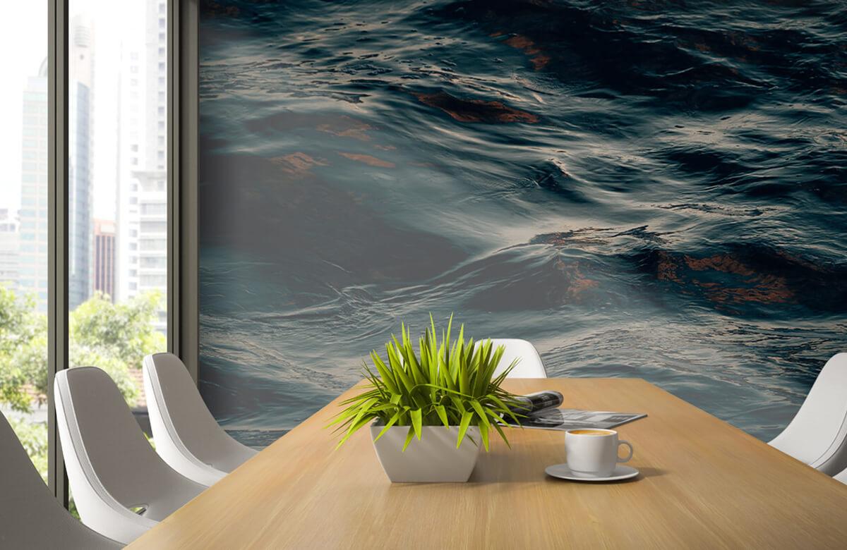 Wallpaper Les vagues de l'océan 2