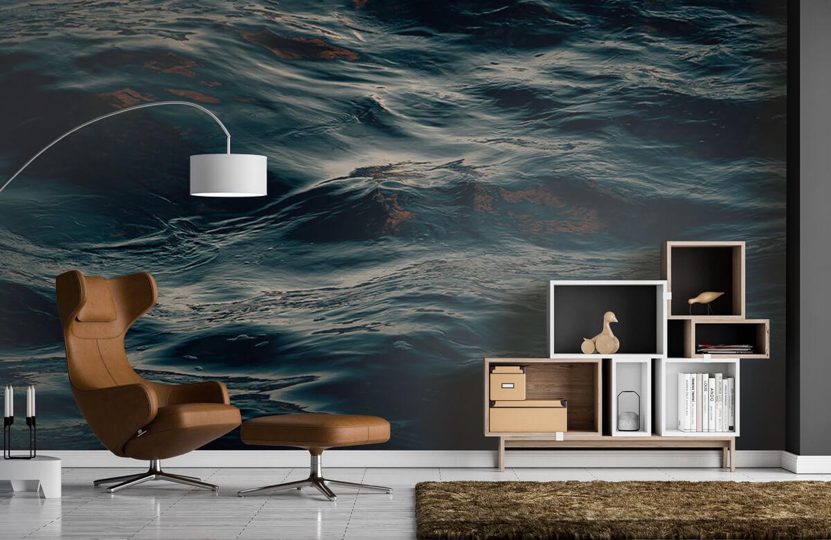 Wallpaper Les vagues de l'océan 4