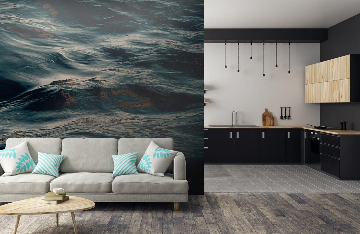 Wallpaper Les vagues de l'océan 5