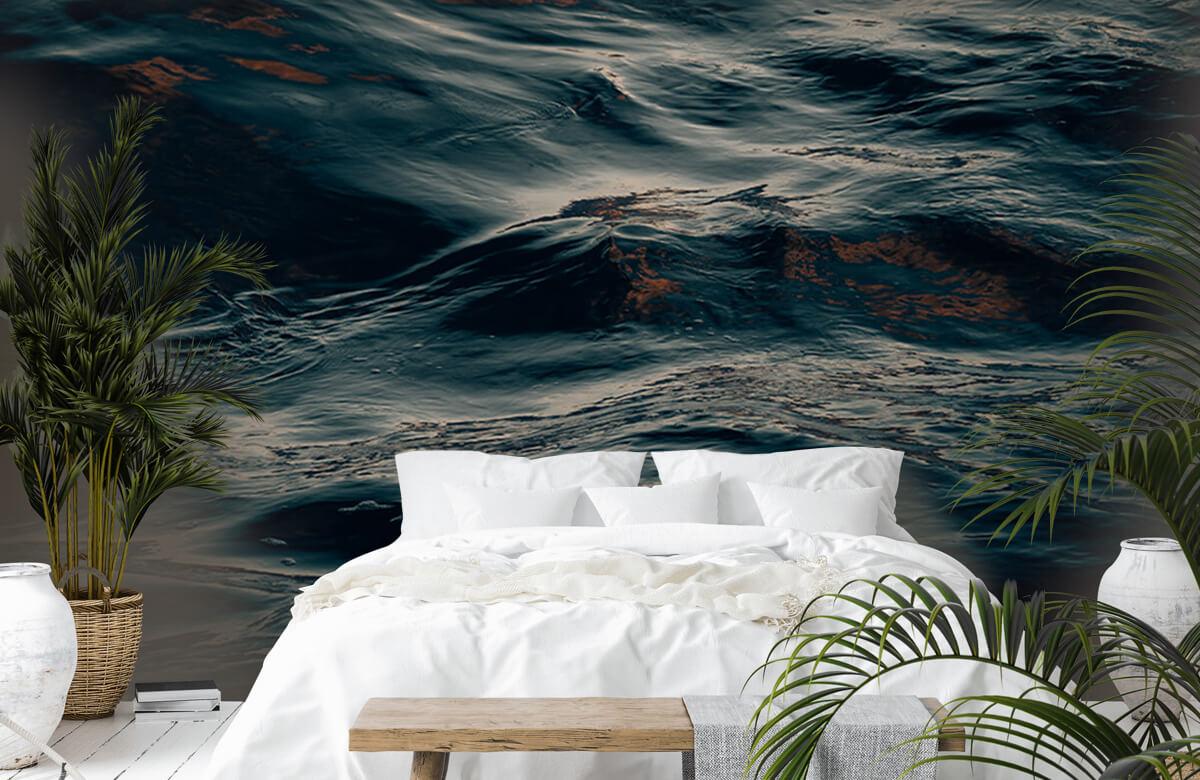Wallpaper Les vagues de l'océan 6