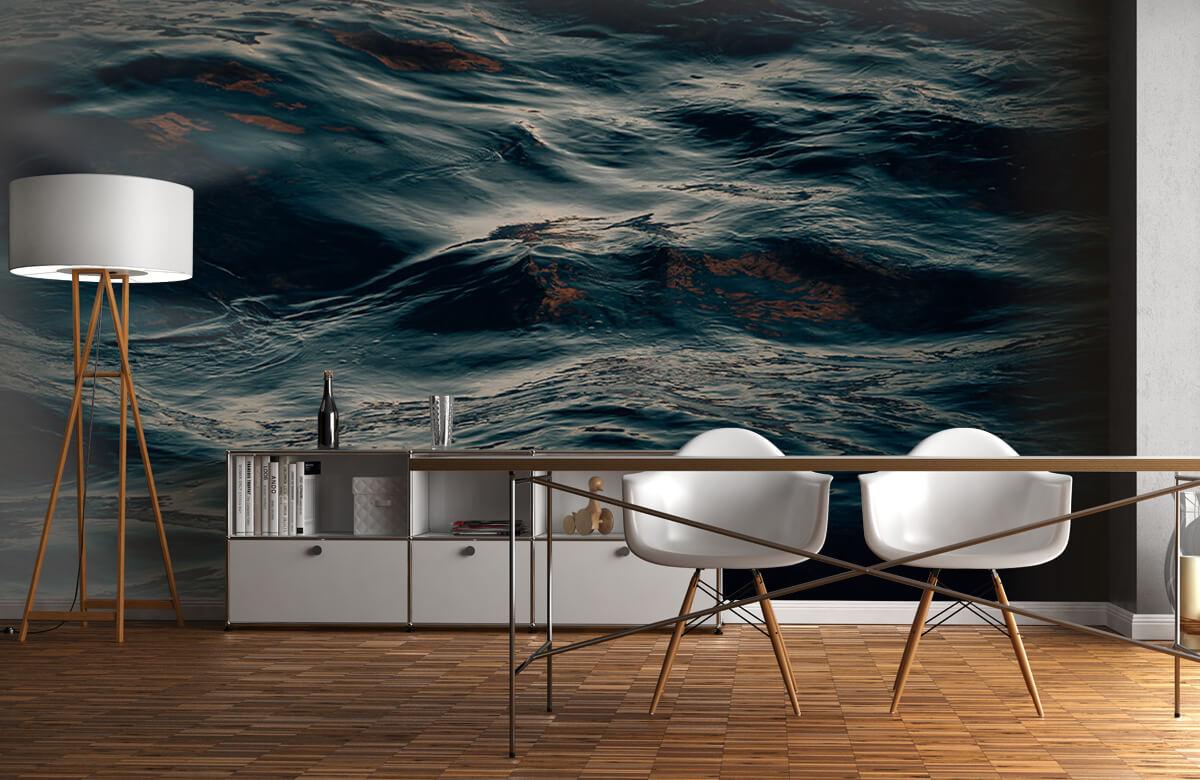 Wallpaper Les vagues de l'océan 11