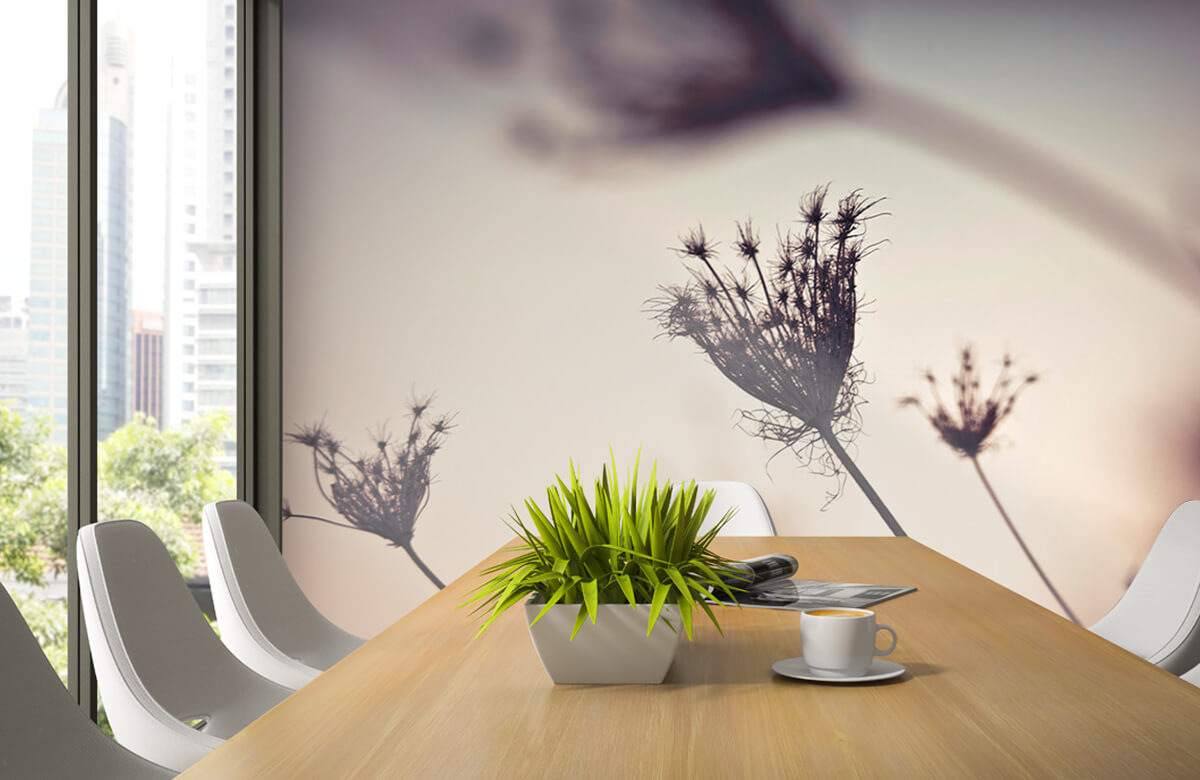 Reflet de plantes 2