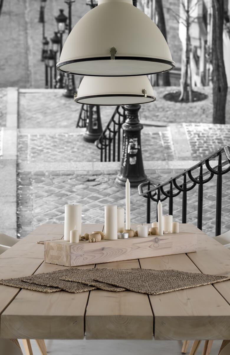 Les célèbres escaliers de Montmartre 6