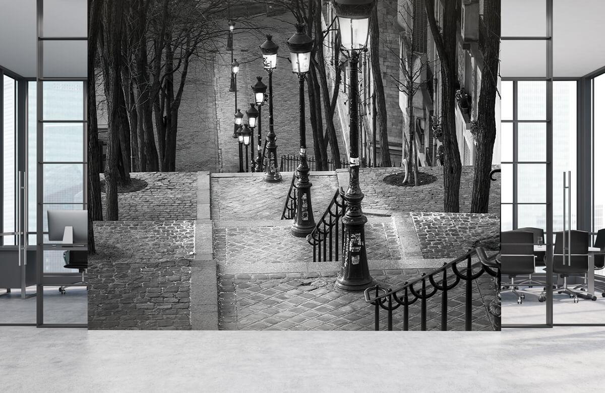 Soirée calme à Montmartre 6