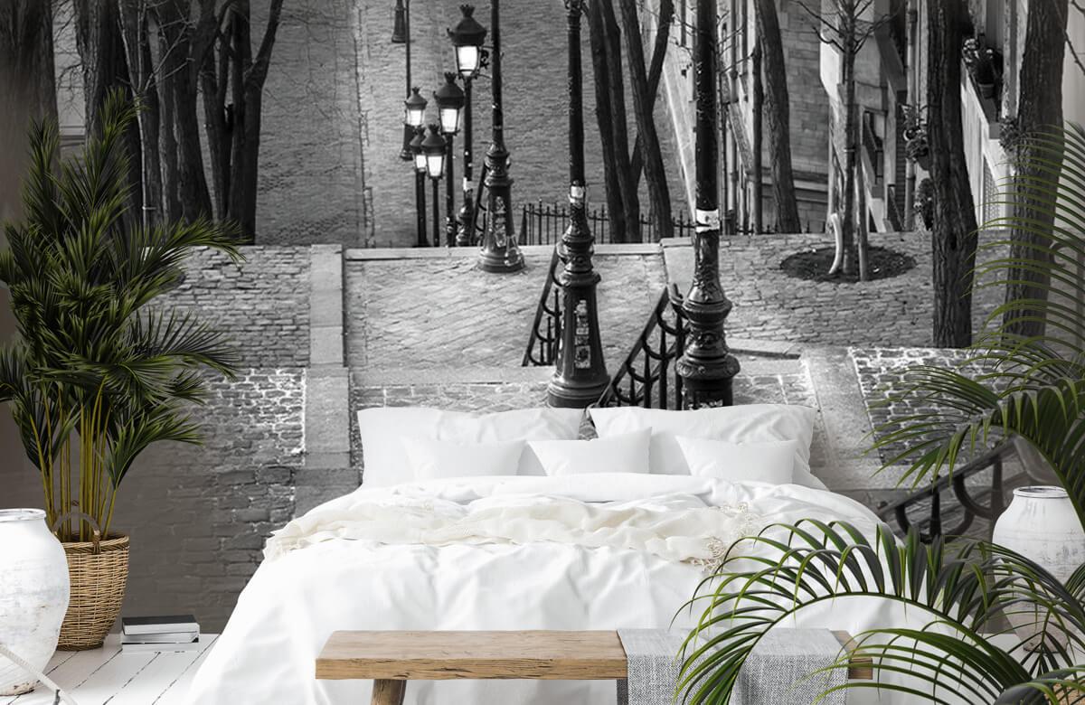 Soirée calme à Montmartre 8