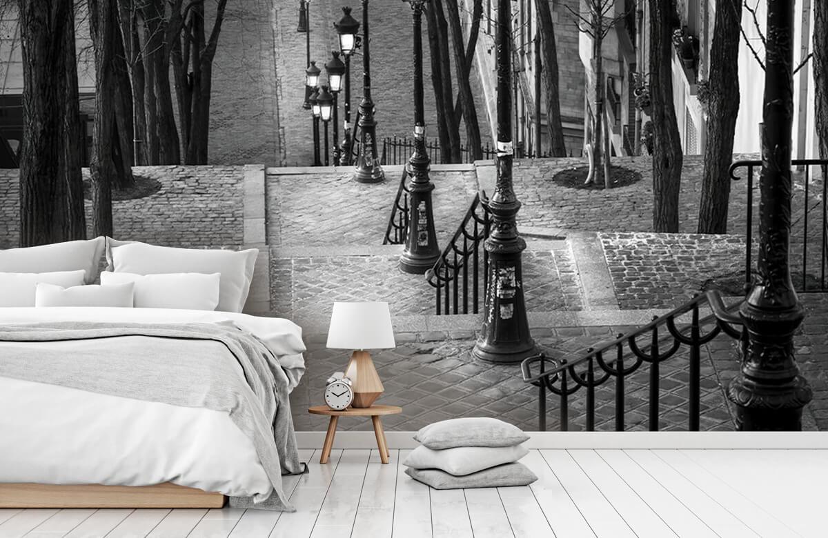 Soirée calme à Montmartre 4