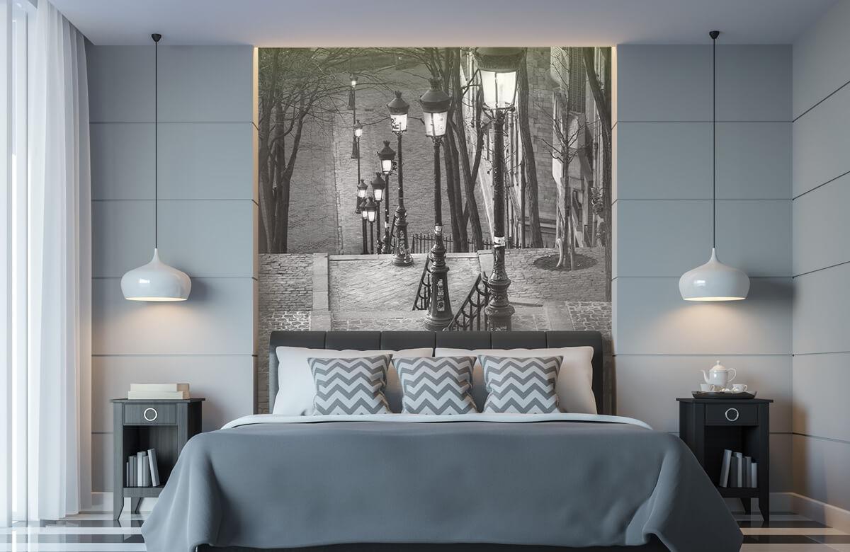 Soirée calme à Montmartre 11