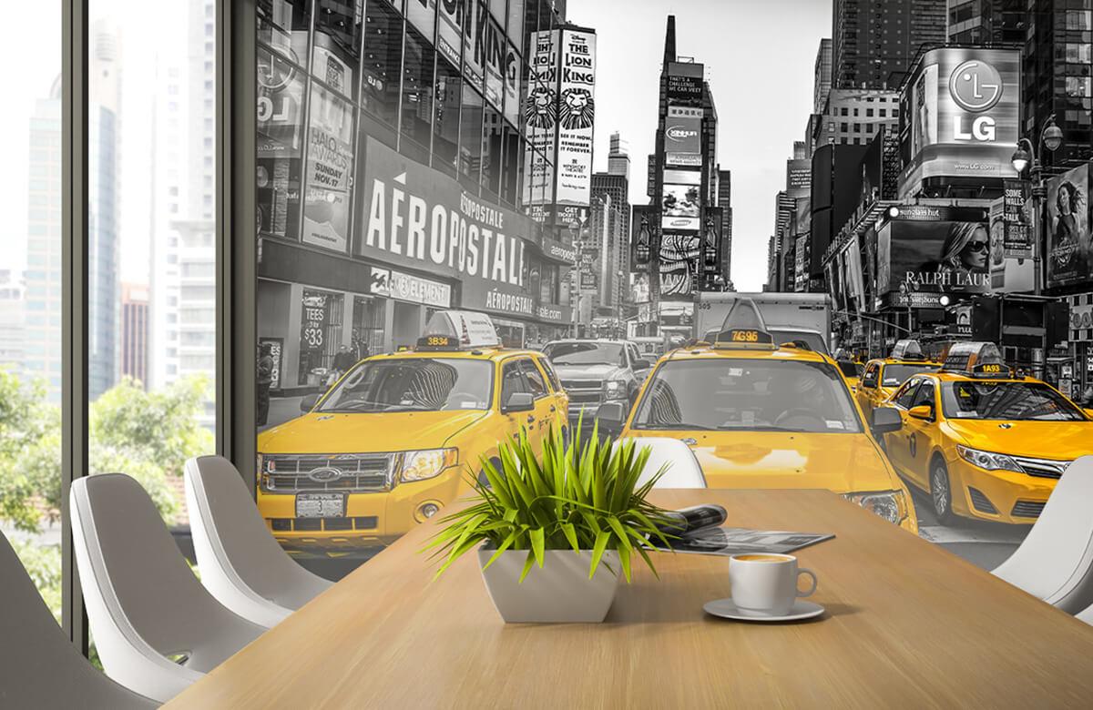 Taxi sur Broadway 4