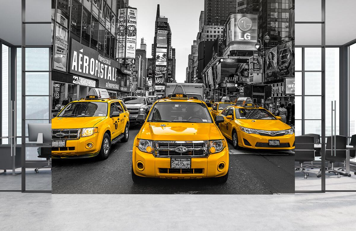 Taxi sur Broadway 5