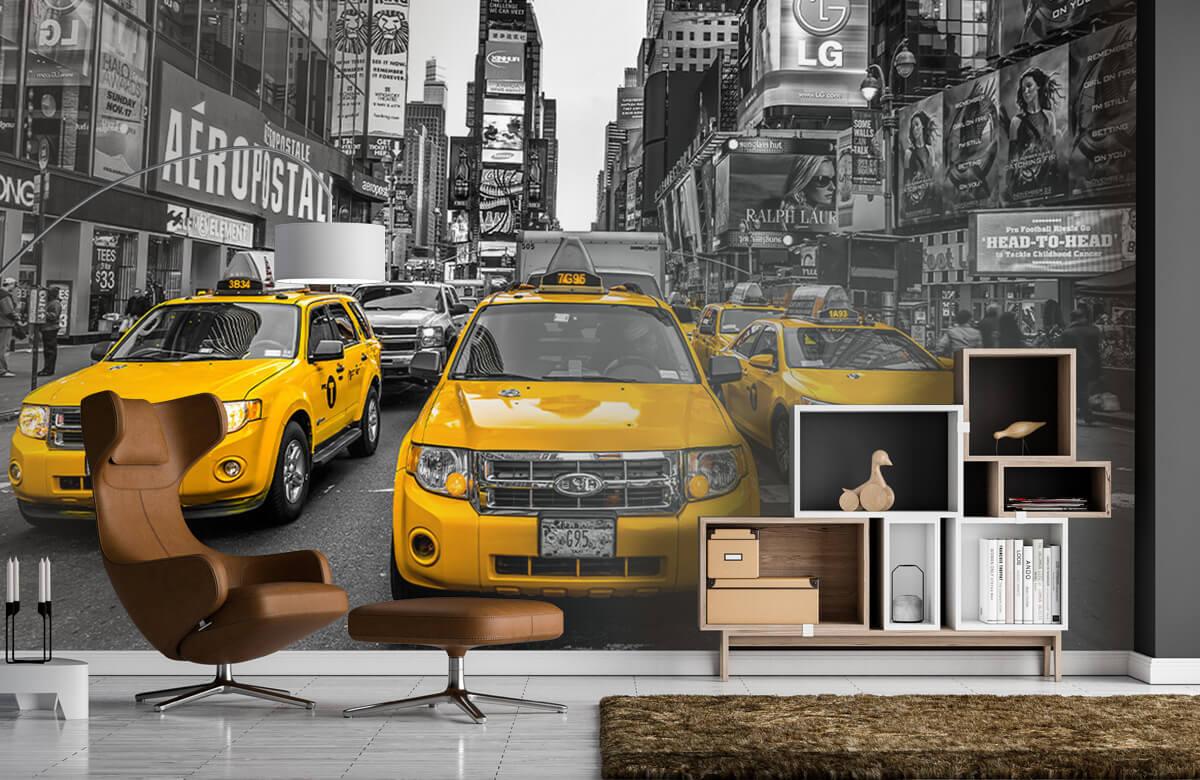 Taxi sur Broadway 7