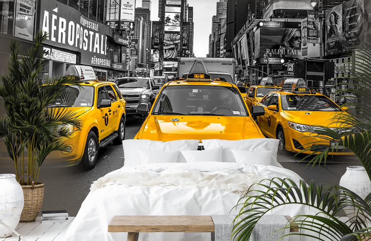 Taxi sur Broadway 6