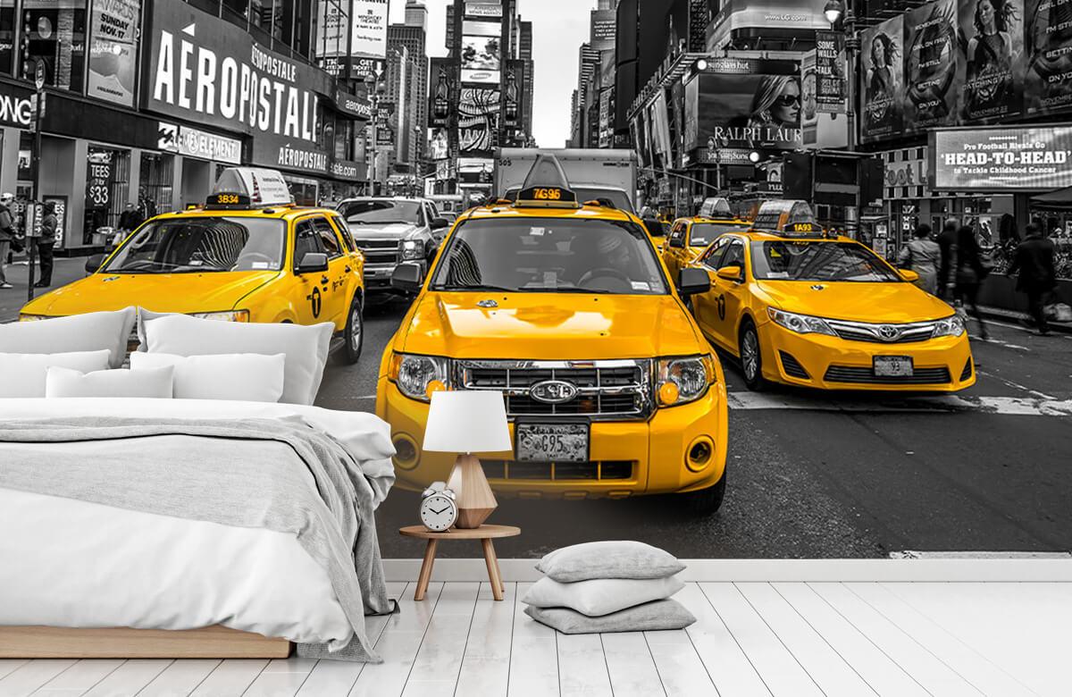 Taxi sur Broadway 1