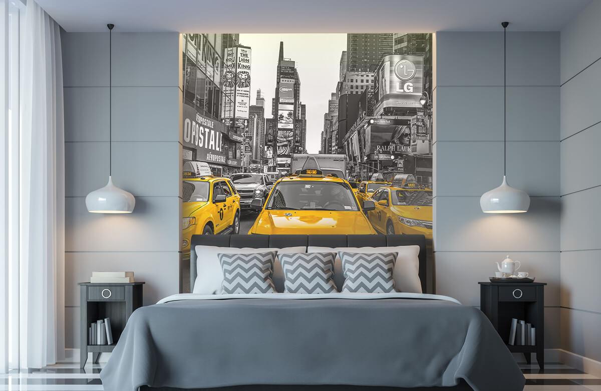 Taxi sur Broadway 9