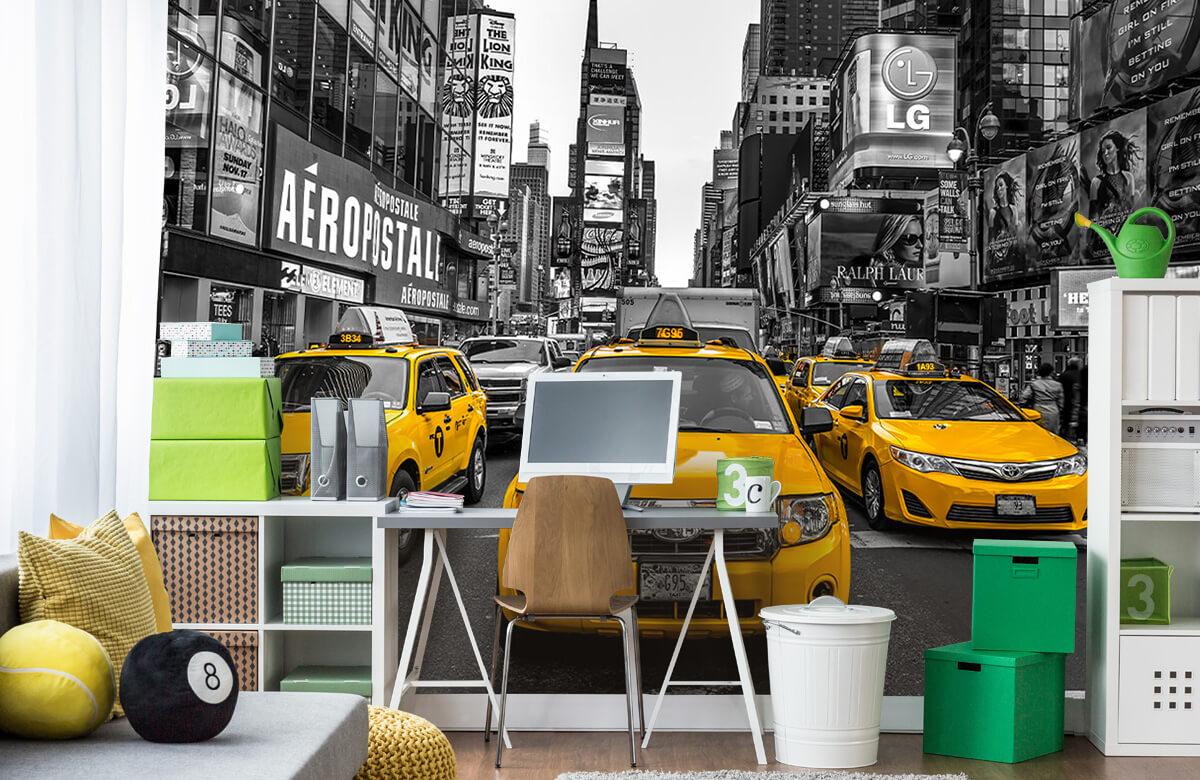 Taxi sur Broadway 3