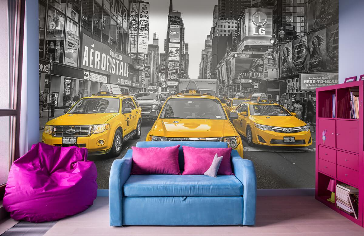 Taxi sur Broadway 11