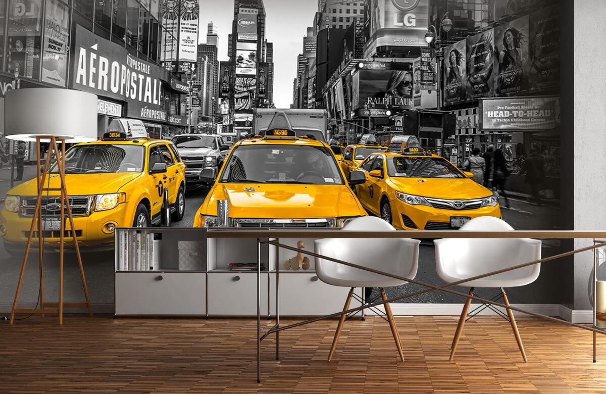Taxi sur Broadway 10