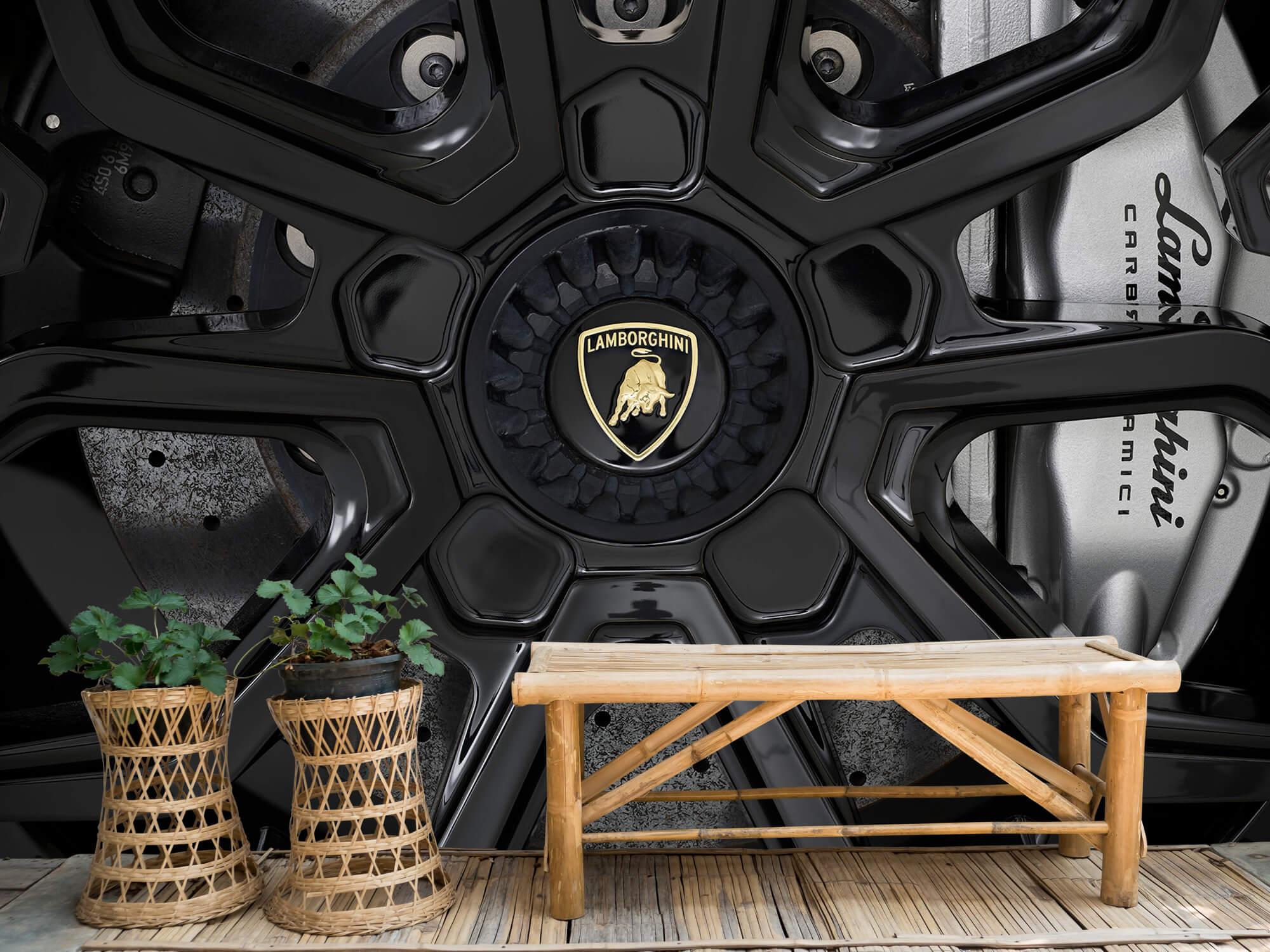 Pattern Lamborghini Huracán - Roue 5